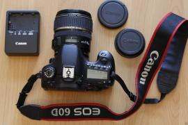 Canon ЭОС 60Д 18,0 МП Цифровая зеркальная камера