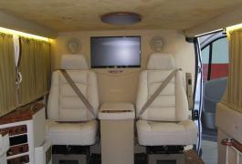 Шторки для микроавтобусов, шторы в салон, автомобильные шторки